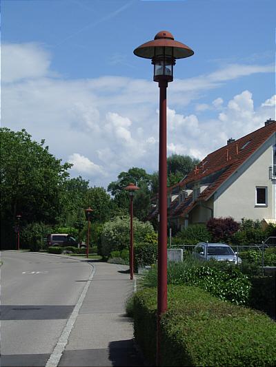 Lampe rot1