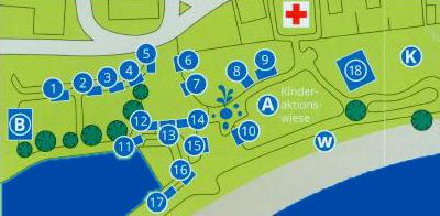 Uferfestplan blau