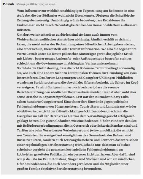 nette anzeige gemeindeblatt rente